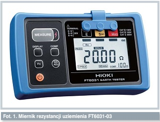 Miernik HIOKI FT6031-03